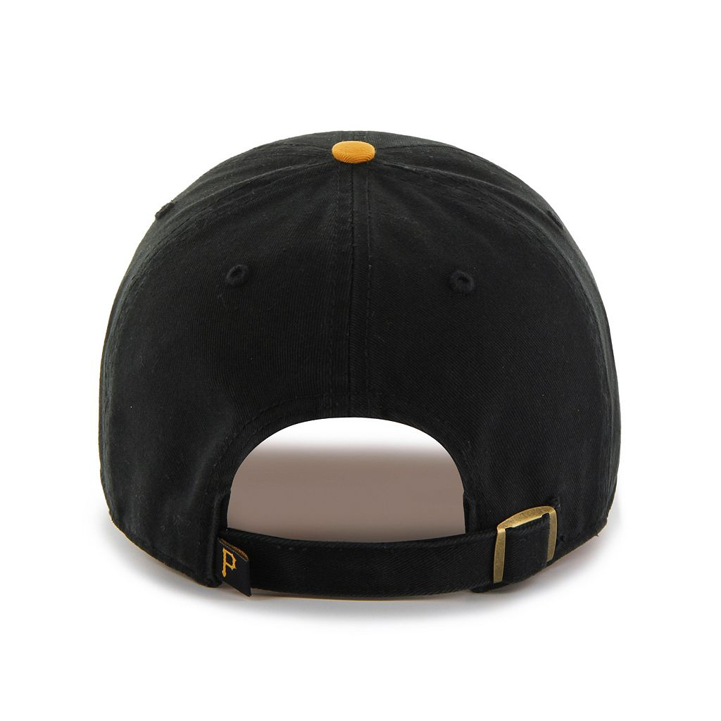 Adult '47 Brand Pittsburgh Pirates Road Clean Up Adjustable Cap
