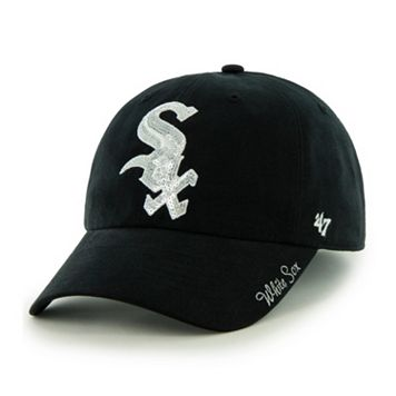 Women's '47 Brand Chicago White Sox Sparkle Adjustable Cap
