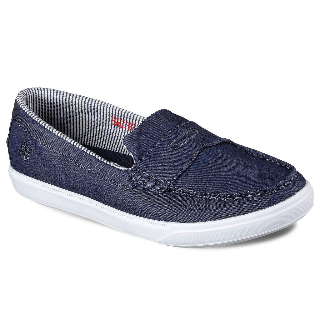Skechers GOvulc 2 Blue Print Women's Loafers