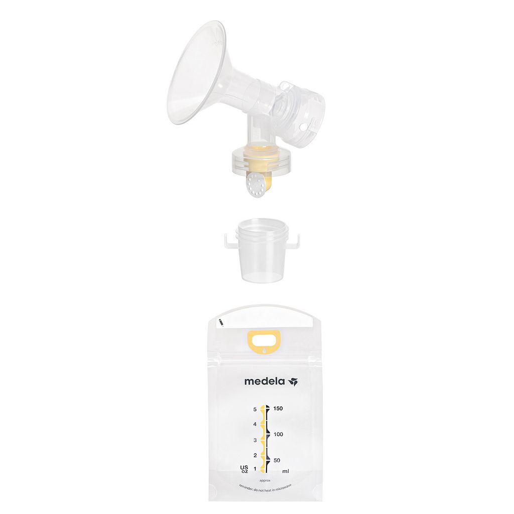 Medela 50-pk. Pump & Save Breast Milk Storage Bags