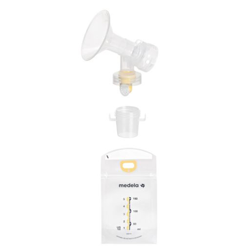 Medela 50-pk. Pump & Save Breast Milk Storage Bags