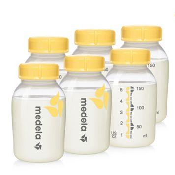 Medela 6-pk. 5-oz. Breast Milk Collection & Storage Bottle Set