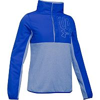 Girls 7-16 Under Armour Phenom Fleece 1/2-Snap Pullover