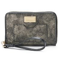 Juicy Couture Lani Zip-Around Wristlet