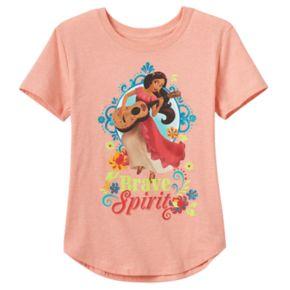 "Disney's Elena of Avalor Girls 7-16 ""Brave Spirit"" Graphic Tee"