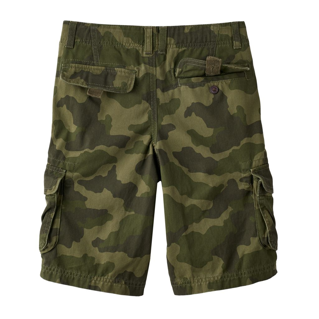 Boys 8-20 Urban Pipeline® Messenger Cargo Twill Shorts