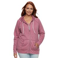 Plus Size SONOMA Goods for Life™ French Terry Hoodie