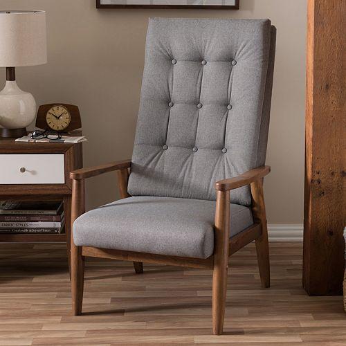 Baxton Studio Roxy Accent Chair