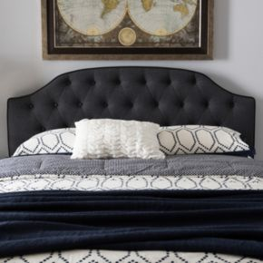 Baxton Studio Windsor Tufted Headboard