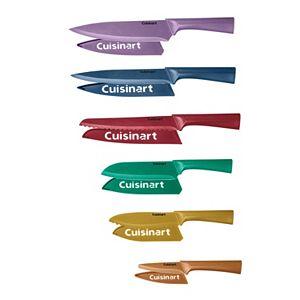 Cuisinart Advantage 12-pc. Metallic Cutlery Set\n