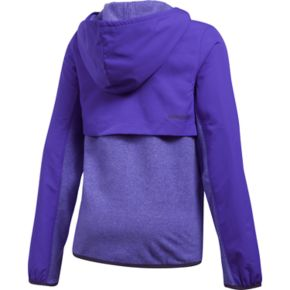 Girls 7-16 Under Armour Phenom Fleece Full-Zip Hoodie