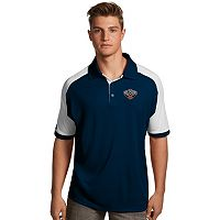 Men's Antigua New Orleans Pelicans Century Polo