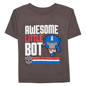 Toddler Boy Transformers