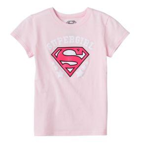 Girls 7-16 DC Comics Super Girl Graphic Tee