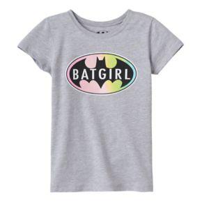 Girls 7-16 DC Comics Bat Girl Logo Graphic Tee