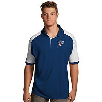 Men's Antigua Oklahoma City Thunder Century Polo