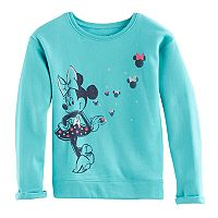 Disney's Minnie Mouse Girls 4-10 Pullover Top by Jumping Beans®