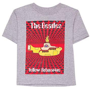 Toddler Boy The Beatles Yellow Submarine Graphic Tee