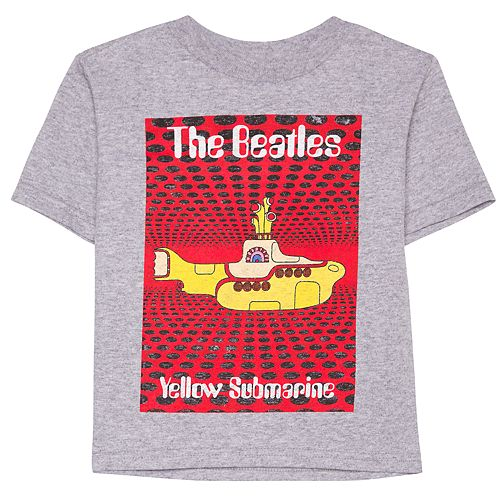 Toddler Boy The Beatles Yellow Submarine Graphic Tee