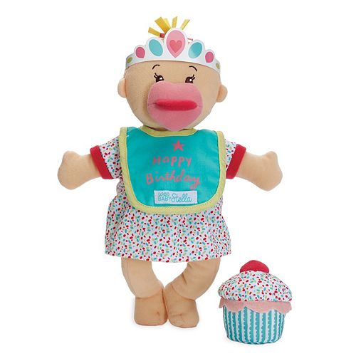 Manhattan Toy Wee Baby Stella Sweet Scents Birthday Set