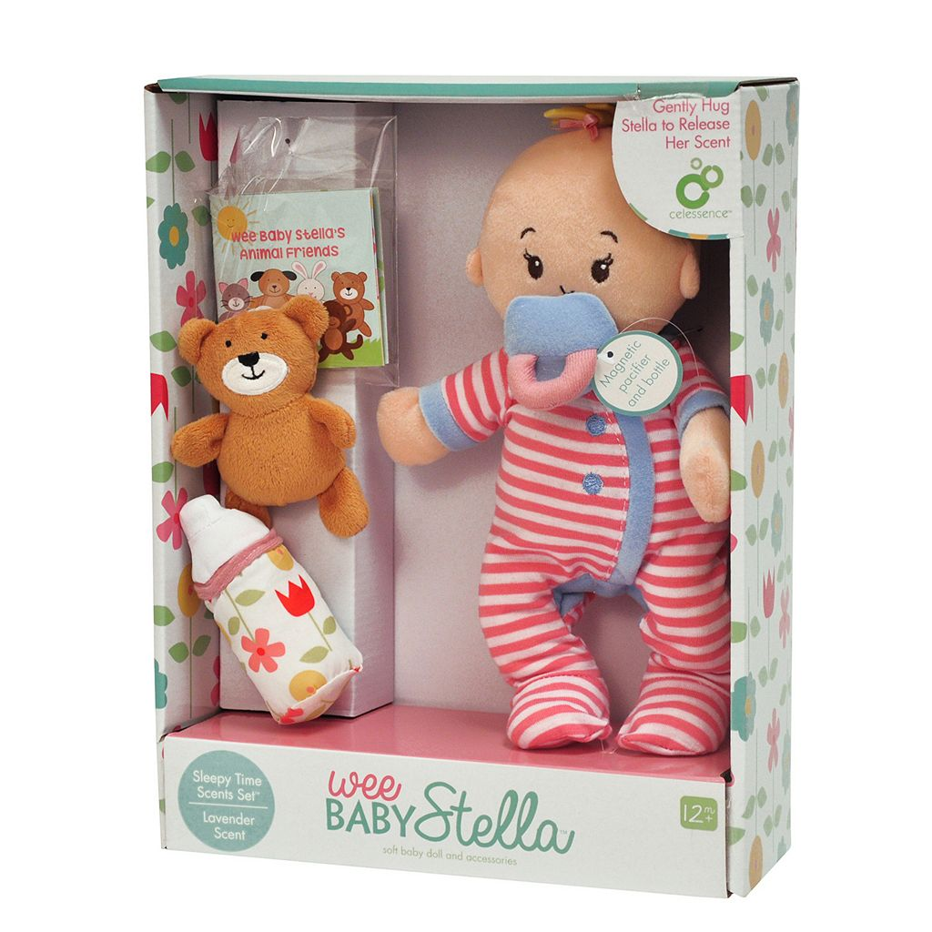 Manhattan Toy Wee Baby Stella Sleepy Time Scents Set