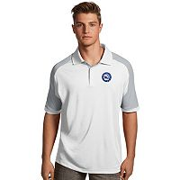 Men's Antigua Philadelphia 76ers Century Polo