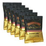 Door County Coffee Caramel Latte Ground Coffee 6 pk