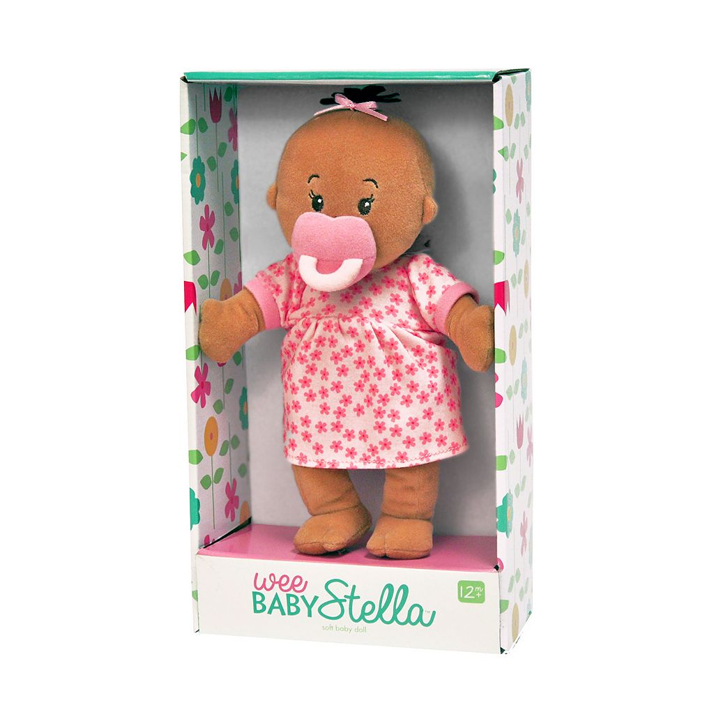 Manhattan Toy Wee Baby Stella Beige Doll