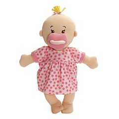 Manhattan Toy Wee Baby Stella Peach Doll