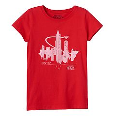 Girls 7-16 J.K. Rowling Fantastic Beasts Graphic Tee