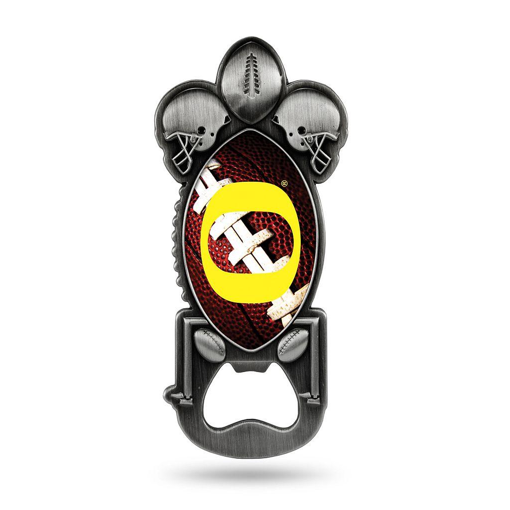 Oregon Ducks Party Starter Bottle Opener Magnet