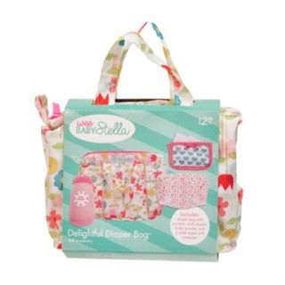 Manhattan Toy Wee Baby Stella Delightful Diaper Bag