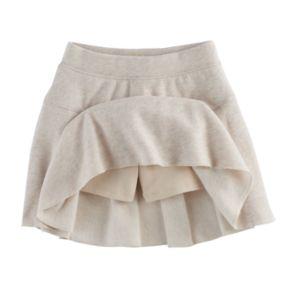 Girls 4-10 Jumping Beans® Pleated Fleece Skirt