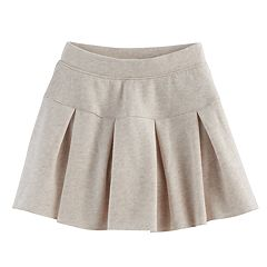 Girls 4-10 Jumping Beans® Pleated Fleece Skirt