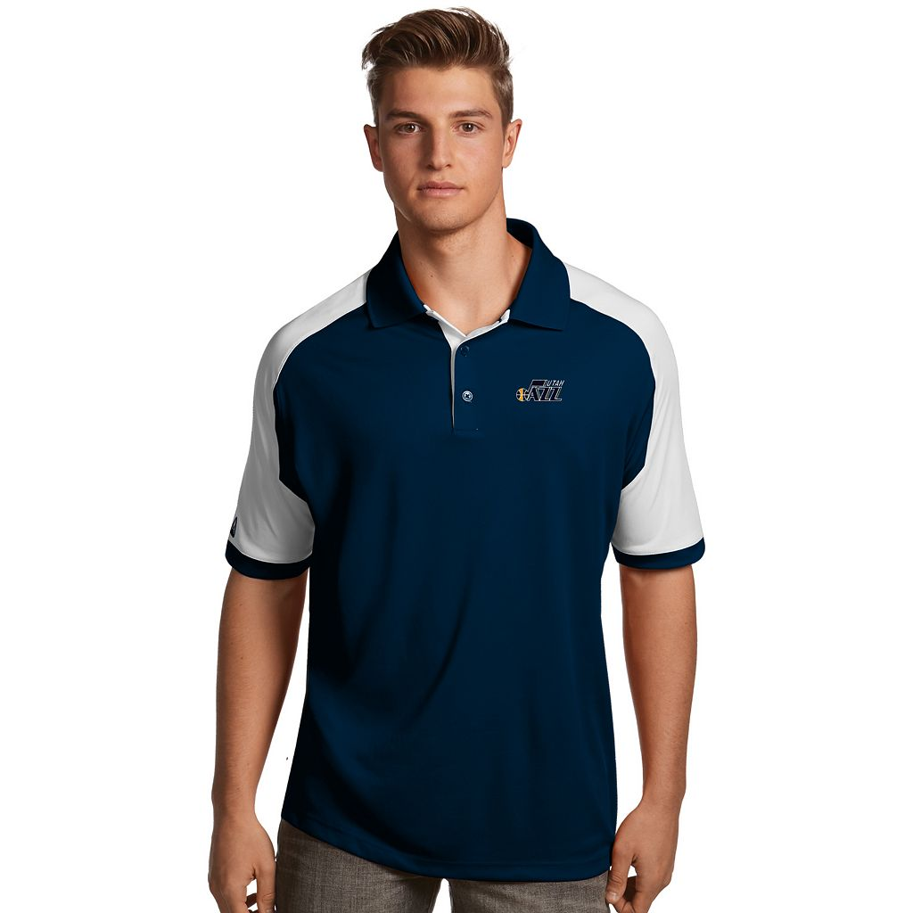 Men's Antigua Utah Jazz Century Polo