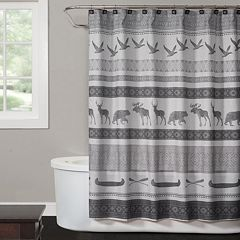 Saturday Knight, Ltd. Wilderness Calling Shower Curtain