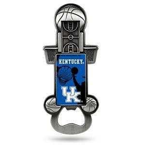 Kentucky Wildcats Party Starter Bottle Opener Magnet