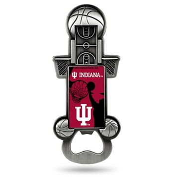 Indiana Hoosiers Party Starter Bottle Opener Magnet