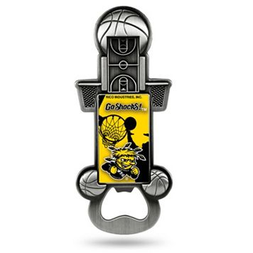 Wichita State Shockers Party Starter Bottle Opener Magnet