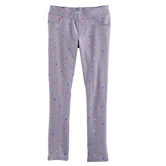 Girls 4-12 Jumping Beans® Full-Length Leggings