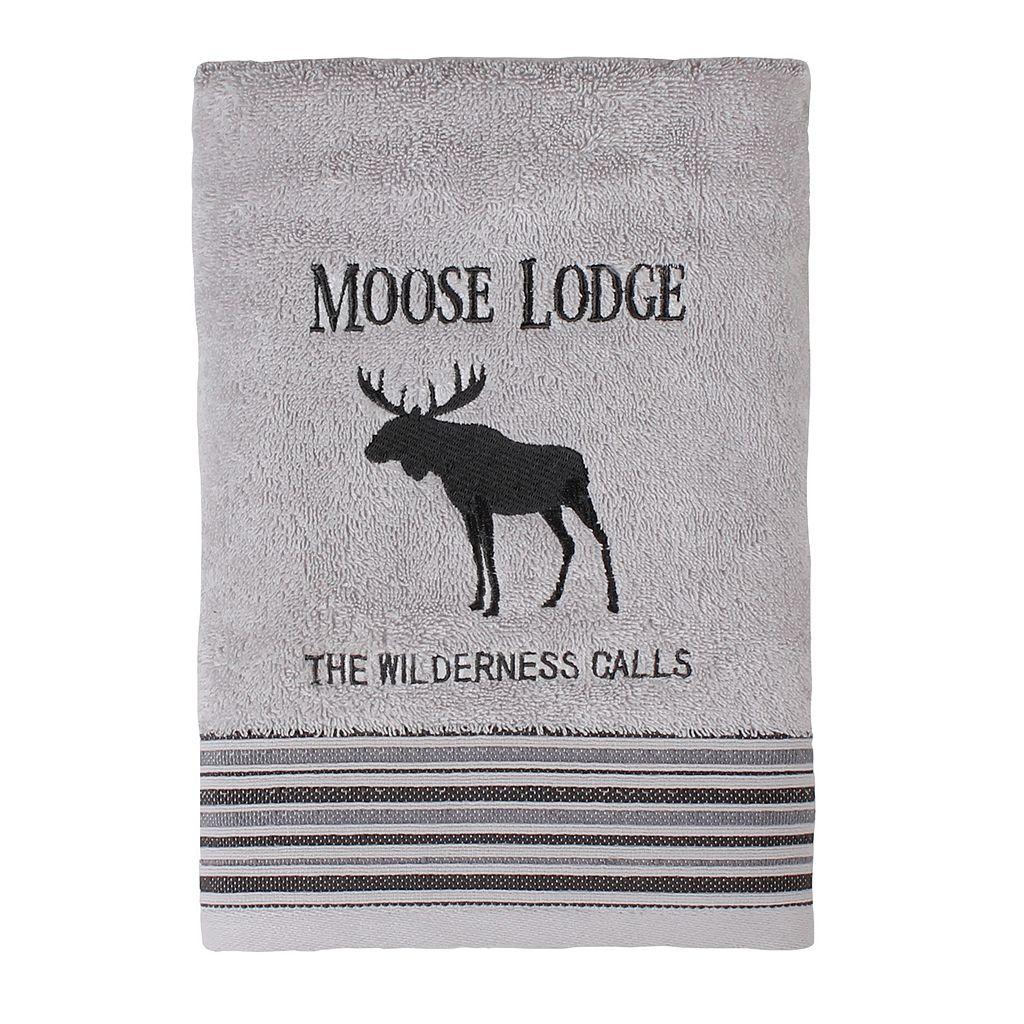 Saturday Knight, Ltd. Wilderness Calling Bath Towel