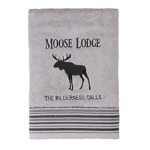 Saturday Knight, Ltd. Wilderness Calling Bath Towel