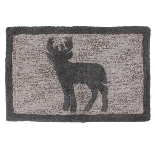 Saturday Knight, Ltd. Wilderness Calling Bath Rug