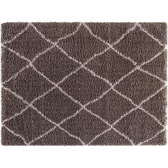 Concord Global Ocean Lattice Shag Rug