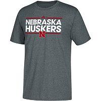 Men's adidas Nebraska Cornhuskers Dassler Tee