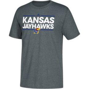 Men's adidas Kansas Jayhawks Dassler Tee