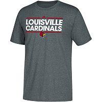 Men's adidas Louisville Cardinals Dassler Tee