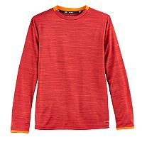 Boys 8-20 Tek Gear® DryTEK Long-Sleeve Tee