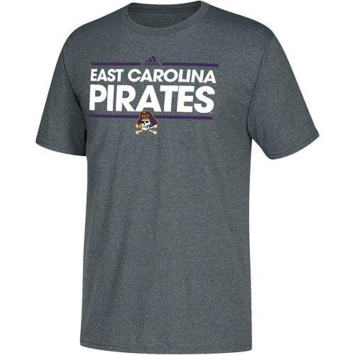 Men's adidas East Carolina Pirates Dassler Tee