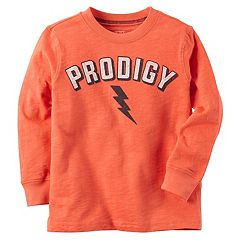 Boys 4-7 Carter's 'Prodigy' Bolt Graphic Tee